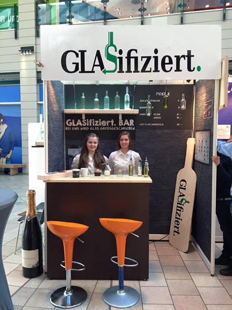 glasifiziert messe
